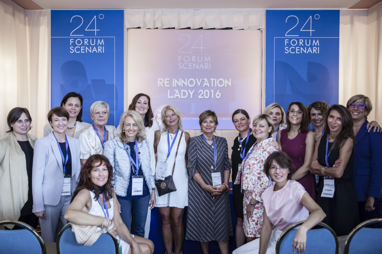 Premio RE Innovation Lady 2016
