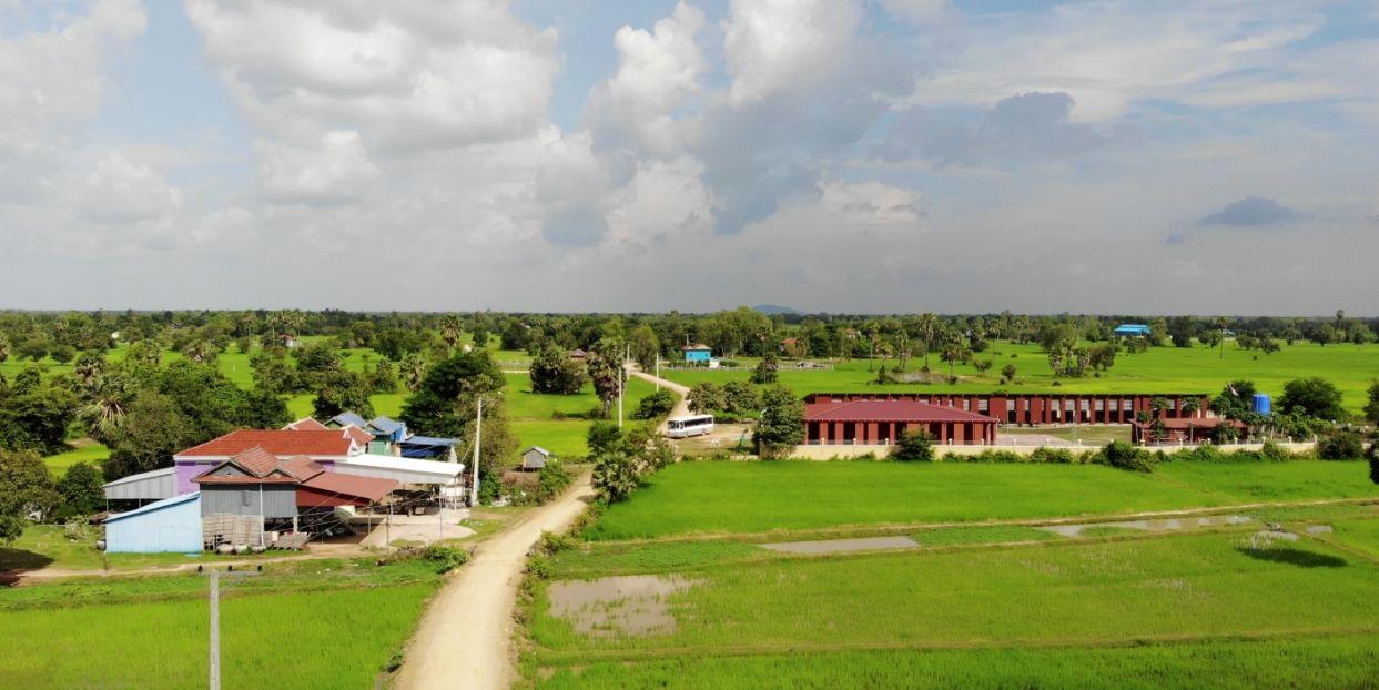 Scuola superiore Roong Architetti Senza Frontiere