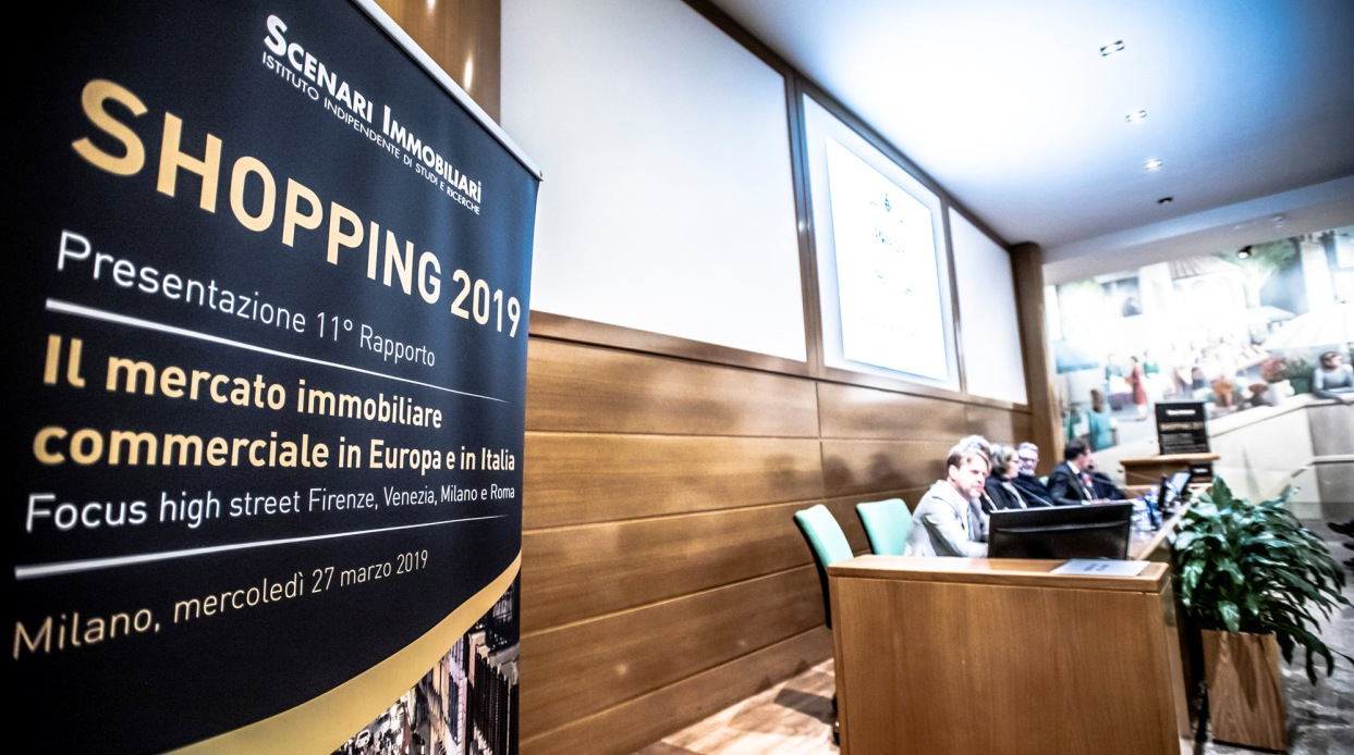 video e foto del convegno shopping 2019