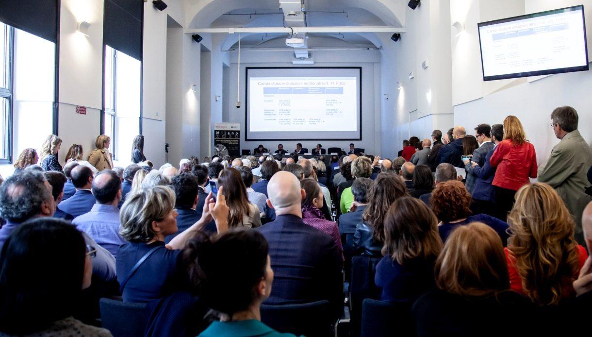 Foto del convegno Milano 2030
