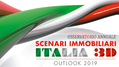 Osservatorio annuale ITALIA 3D 2019