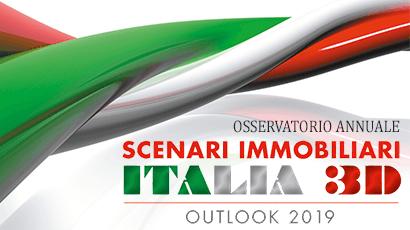 Osservatorio annuale ITALIA 3D 2019