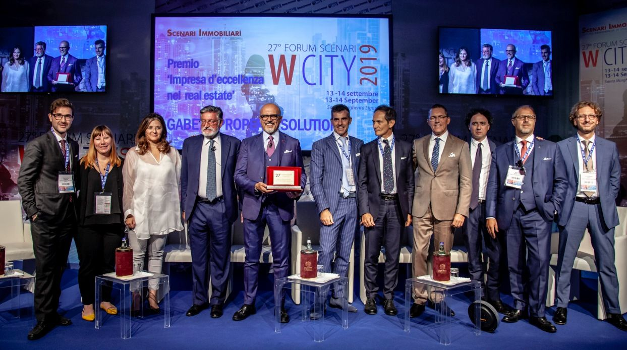 Premio impresa eccellenza real estate