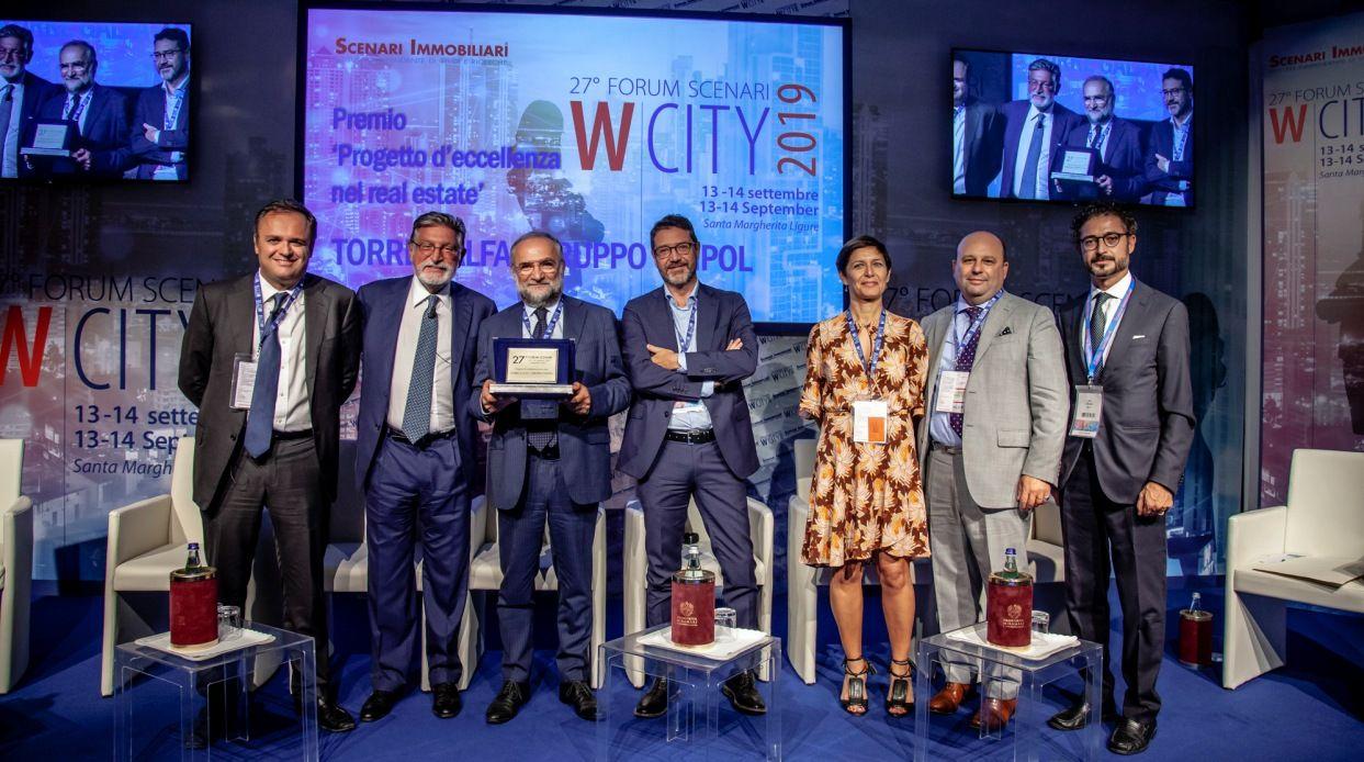 Premio progetto eccellenza real estate