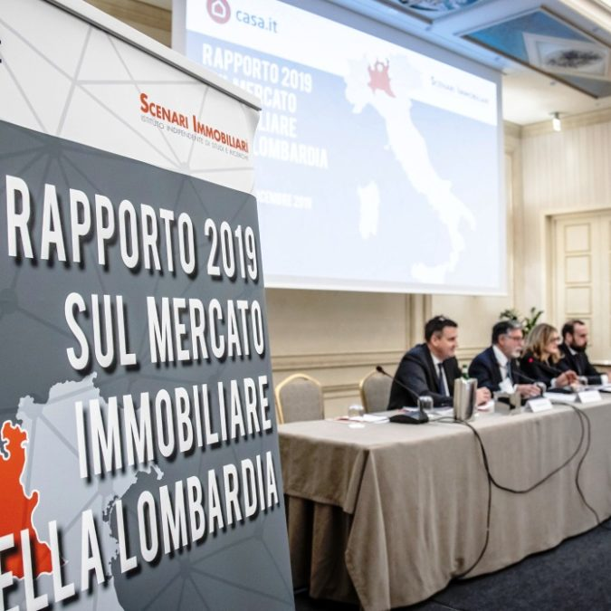 Foto mercato immobiliare della lombardia