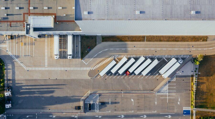 Mercato immobiliare della logistica