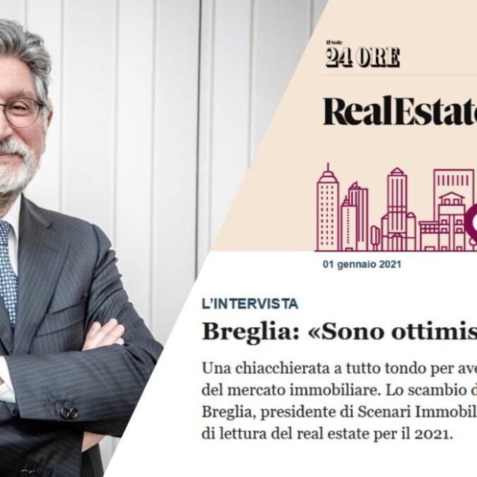 Mario Breglia intervista 2021